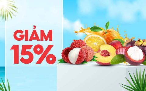 Món ngon mùa này - Giảm 15%