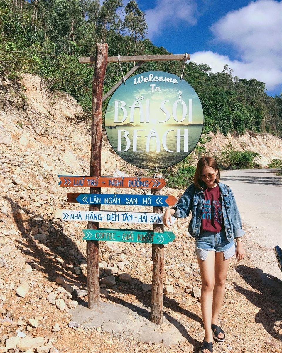 Nơi nghỉ dưỡng này thu hút dân du lịch bằng chính vẻ đẹp tự nhiên, hoang sơ, gần gũi và có chút khác lạ hơn những điểm du lịch khác. Ảnh: Thw.heroine