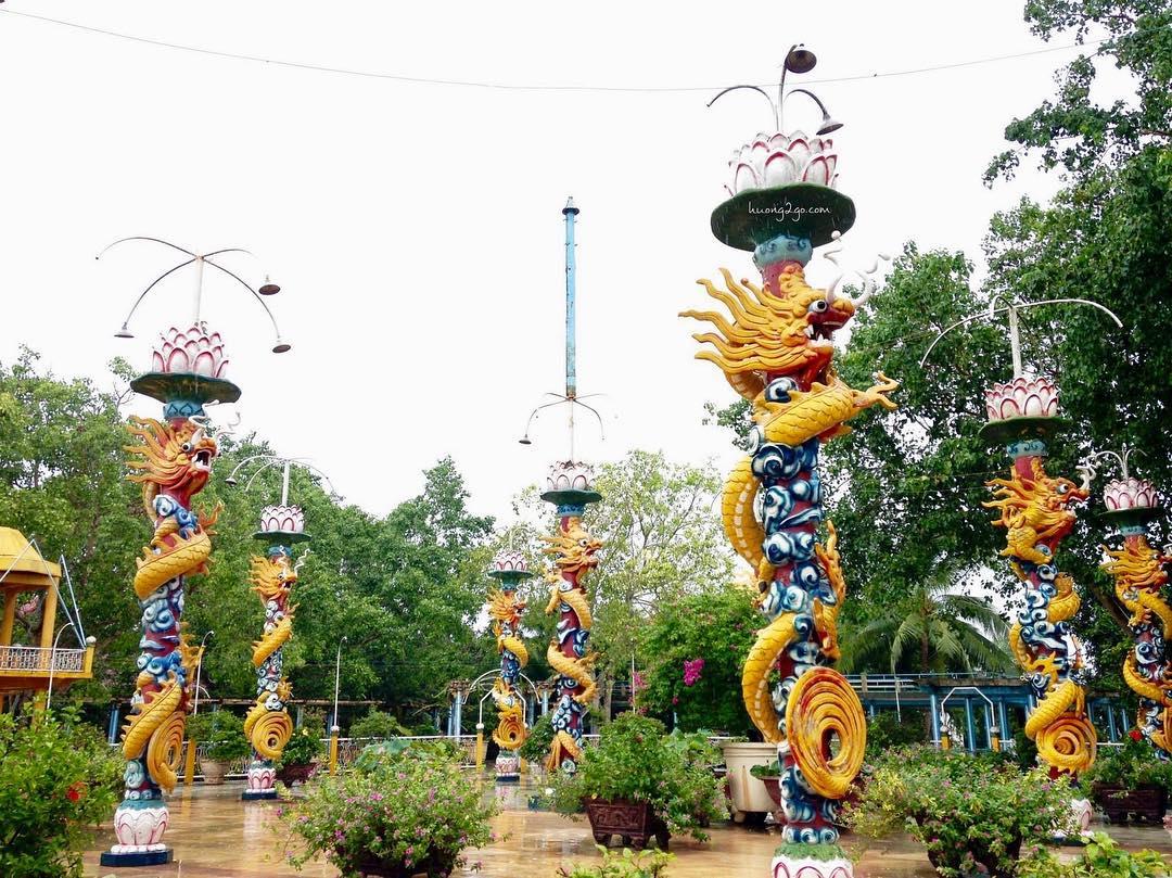 Lộ diện ốc đảo xanh trên sông Tiền cách Sài Gòn 80km với bao điều ...