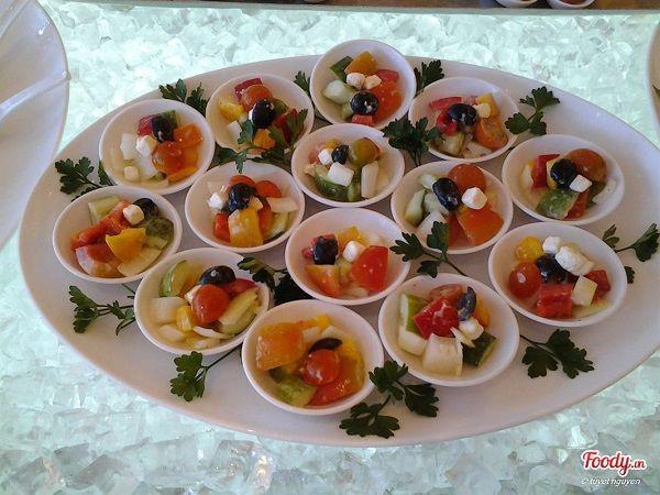 Food Connexion Buffet – Buffet 5 sao tại Pullman Hotel - 3