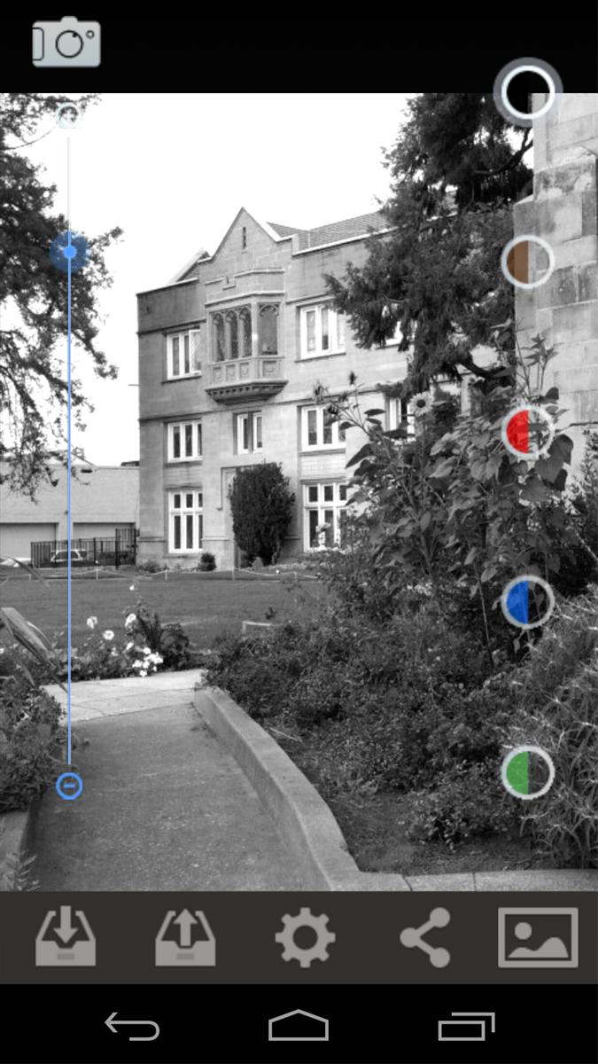 ... sắc có sẵn trong ứng dụng này giúp bạn thiết kế một hình ảnh nghệ thuật : Màu nâu đỏ, màu xanh lá cây và tác động màu xanh quy mô đỏ.