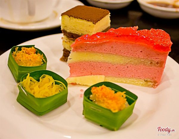 Buffet 5 sao Windsor – Windsor Plaza Hotel - 3