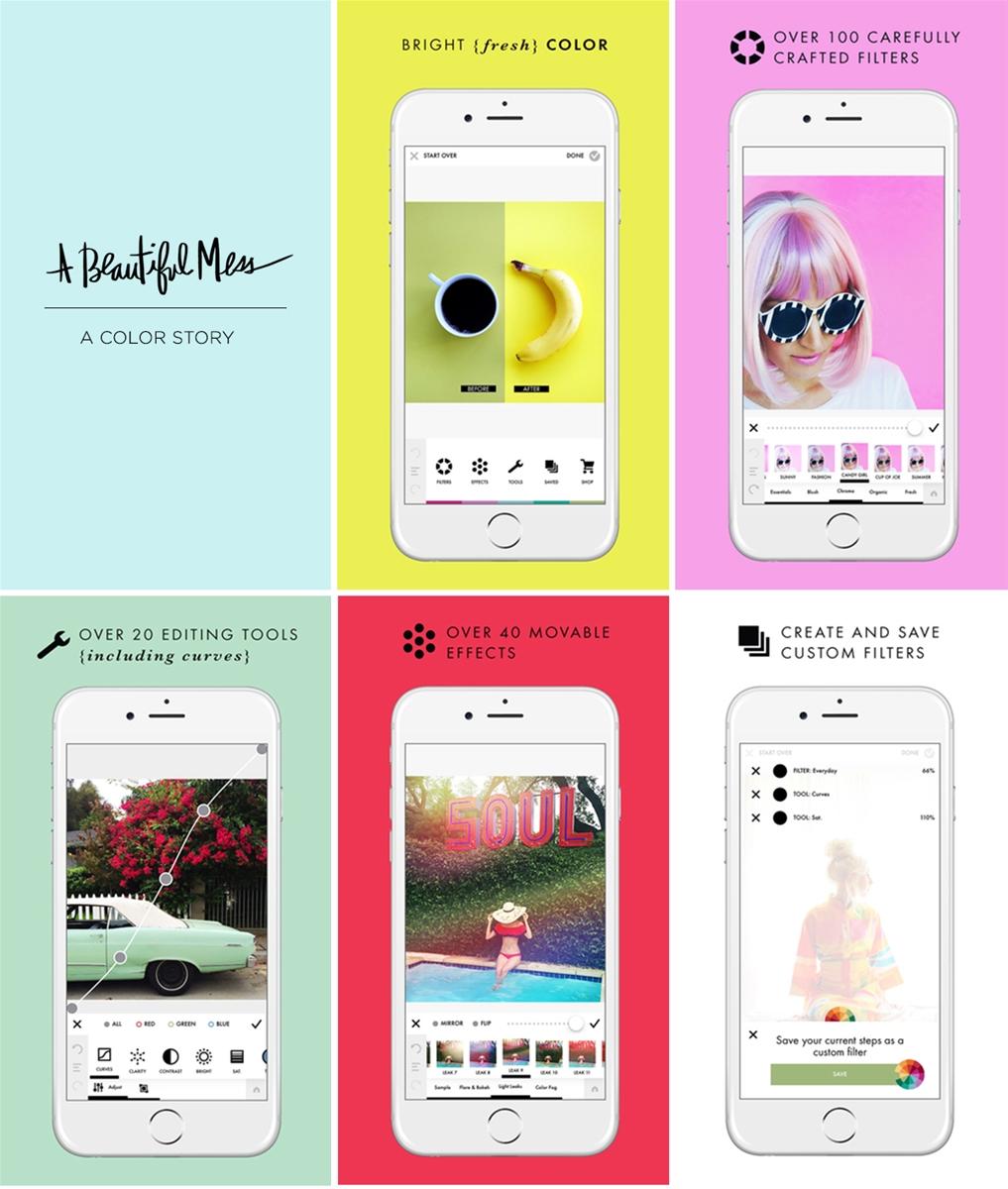 ... tới 5 lần \u003d)) Mình thì có full màu hết rồi, cũng dùng rồi nên muốn review cho các bạn những app chỉnh sửa ảnh tốt và đẹp nhất bây giờ ^^.