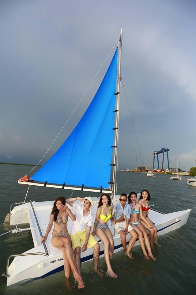 Bến du thuyền Marina Vũng Tàu