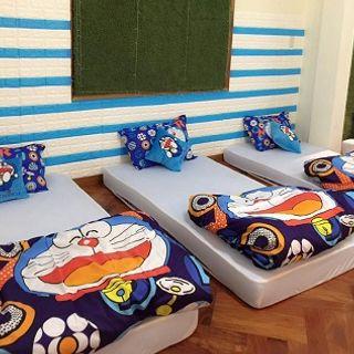 Lộ diện Doraemon Homestay độc đáo khiến dân tình thích mê ở Đà Lạt