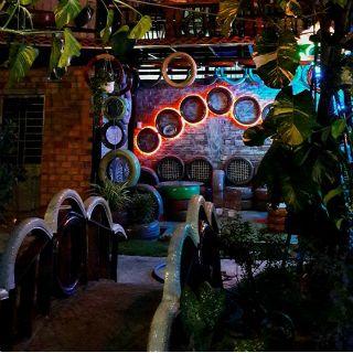 CHẤT PHÁT NGẤT với không gian CAFÉ MỚI LẠ ngay trung tâm Phú Quốc