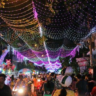 (HCM) Check-in ngay và liền 2 khu xóm đạo lộng lẫy nhất Sài Gòn