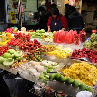 """[ĐN] Set kèo """"xông đất"""" khu phố đêm ẩm thực & mua sắm Thanh Khê Tây"""