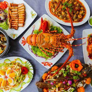 Nhà hàng Lạc Dương - Thiên đường hải sản của Đà Lạt đây  rồi!