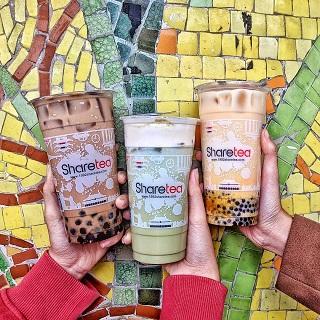 Gom ngay ưu đãi 30% từ 8 thương hiệu HOT nhất trong làng trà sữa SG