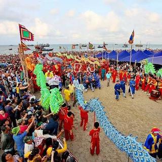 Hóng Lễ hội biển lớn nhất Nam Bộ sắp diễn ra tại BR Vũng Tàu