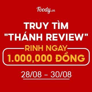 Truy Tìm THÁNH REVIEW RING NGAY 1.000.000 ĐỒNG