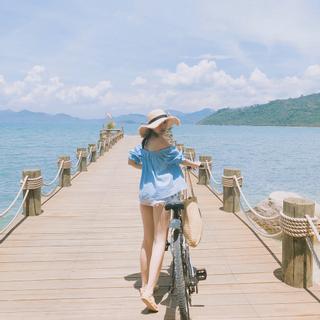 [NT] Truy tìm bãi biển TƯỞNG TÂY MÀ Ở TA ca sĩ Tóc Tiên chụp hình gây sốt bao ngày qua