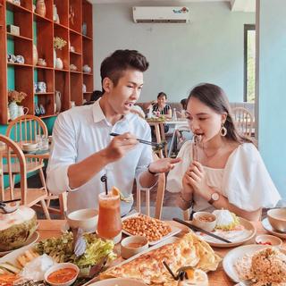 Theo chân các Hot Instagram TÌM RA NHỮNG CỨ ĐIỂM HẸN HÒ 14/2 cực ngọt cho cặp đôi