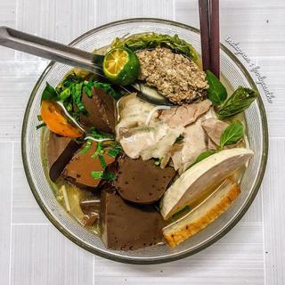 (CT) No Căng Bụng với 5 Món Bún Nước Đầy Ắp Đồ Ăn