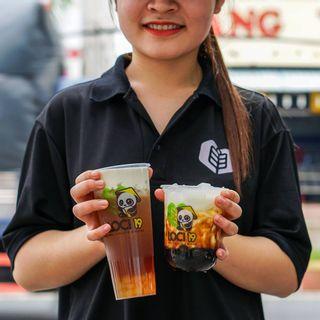 (CT) Bị bỏ bùa với LOCI ĐẠI HỌC AN GIANG nơi khai sinh thương hiệu trà sữa đình đám chỉ 19k