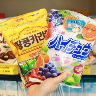 [ĐN] Đãi Tết thật sang nhờ loạt shop bánh kẹo ngoại nhập ngon - lạ - chất