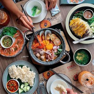 Điểm danh top 3 nhà hàng chất lượng, không gian phù hợp cho gia đình tụ tập