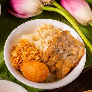 Mang phong vị quốc hồn quốc túy XÔI SEN - món ngon phải thử của ẩm thực Việt