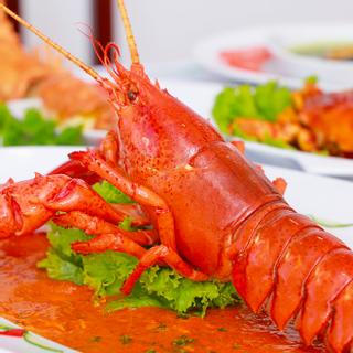 Check in ngay TRUNG TÂM HẢI SẢN MỚI TOANH tại Phan Thiết