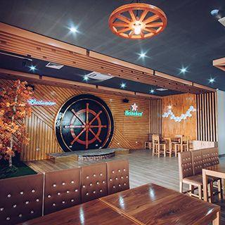 Có gì ở tổ hợp Beer House đầu tiên ở Hạ Long?