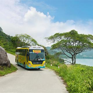 KHÁM PHÁ PHÚ QUỐC cùng BUS TOUR 220k mới toanh