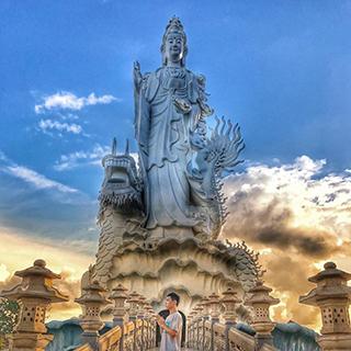 Nổi tiếng linh thiêng NGÔI CHÙA CỔ 100 NĂM ở Tây Ninh