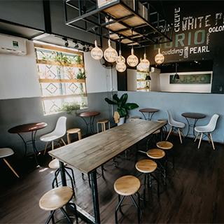 Rủ nhau đột kích QUÁN CAFÉ VINTAGE có món BÁNH CREPE SẦU RIÊNG siêu nổi tiếng