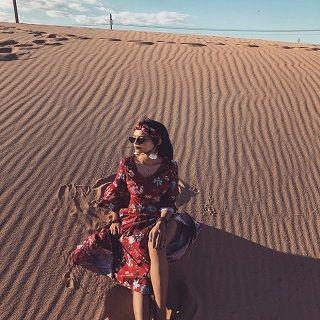 [QN] Hốt hình triệu like ở TIỂU SAHARA GIỮA THÀNH PHỐ BIỂN hoang sơ đẹp lạ kì