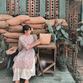 Chụp ảnh đẹp - độc cực chẩt tại homestay cà phê mang đậm THẬP NIÊN 70