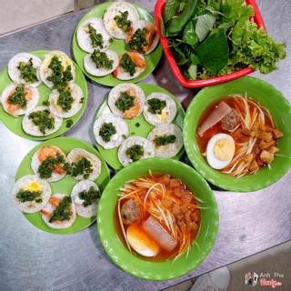 Ngất ngây 5 quán bánh căn thơm ngon ở SG