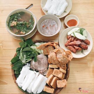 Đốn tim bằng hàng loạt mẹt bún đậu ngon nhất ở Sài Gòn
