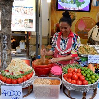 Ăn cả thế giới với chương trình ẩm thực tại sự kiện hot nhất tháng 11 ngay Sài Gòn