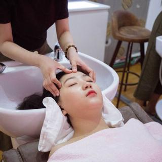 Xua tan mệt mỏi - thư giãn tuyệt vời ở Spa gội đầu massage chuẩn Hàn Elàna