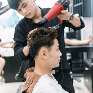 """[ĐN] """"Tút lại vẻ đẹp trai để tỏa sáng"""" với combo 10 bước chỉ 100k tại viện tóc nam Luxury Man"""