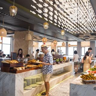 Ra mắt nhà hàng buffet sáng hoành tráng bậc nhất Đà thành