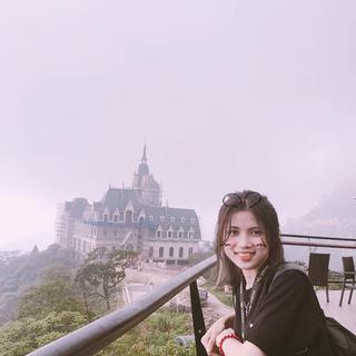 Cận cảnh TÒA LÂU ĐÀI NHƯ CỔ TÍCH tự tin vươn mình giữa Tam Đảo mù sương