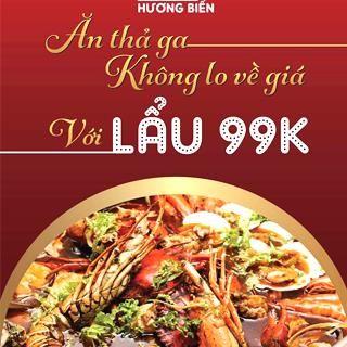 Hot hòn họt ăn LẨU HẢI SẢN THẢ GA CHỈ 99K ở Bình Dương