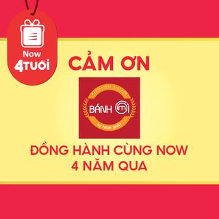 """Mừng """"Now 4 Tuổi Thổi 4 Triệu Deal"""" - Cảm ơn Bánh mì Minh Nhật đã đồng hành cùng Now"""