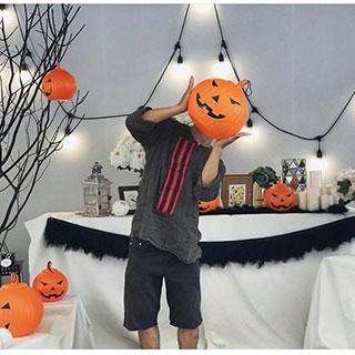 Quẩy tưng bừng mùa Halloween tại The Box Market