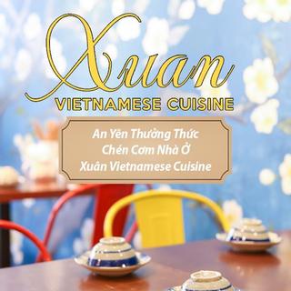 An Yên Thưởng Thức Chén Cơm Nhà Ở Xuân Vietnamese Cuisine