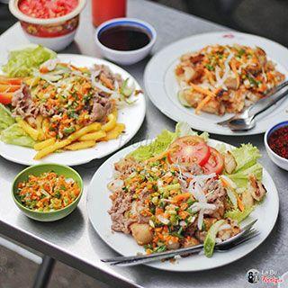 Khu ẩm thực nức tiếng chung cư Ngô Gia Tự có gì hot?