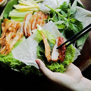 """(HCM) Dính """"thính"""" món ngon tại Cocochin Food Court quận 1"""