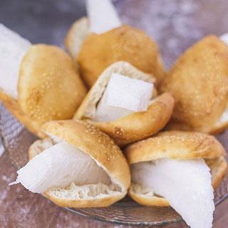 Phát ghiền quán bánh bao chiên Sài Gòn 30 năm, ăn là bắt vị giác ngay
