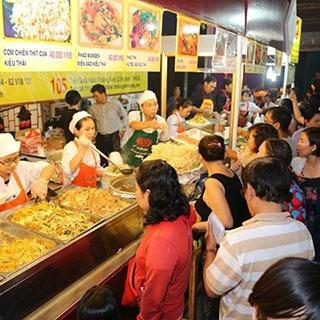 Hội chợ mua sắm và ẩm thực hàng Việt Nam - Thái Lan năm 2019 tại Đà Lạt