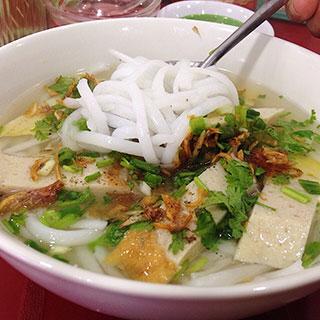 Bánh canh chả cá Phan Rang Như Thảo - Điểm hẹn của những người sành ăn
