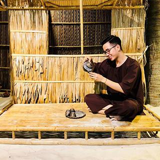 Dạo một vòng KHU SỐNG ẢO KẾT HỢP TÌM HIỂU LỊCH SỬ mới toanh ở Phan Thiết