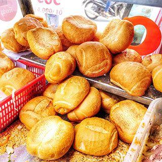 (HCM) Bỏ túi ổ bánh-mì-cóc-hamburger ngon rẻ khu Gò Vấp
