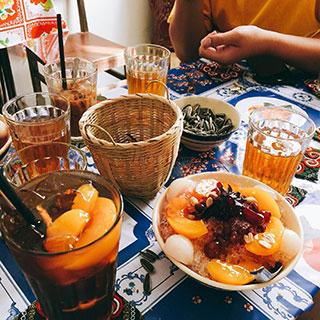 (HCM) Định vị cafe phố cổ đậm chất Hà Nội ngay tại Sài Gòn