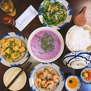 (HCM) Ăn cơm nhà thì ghé ăn Cơm Nhà Tao
